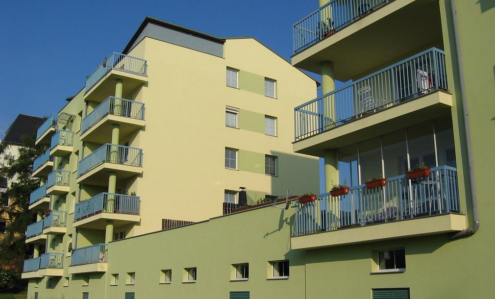Bytové domy Mošnerova Olomouc 02