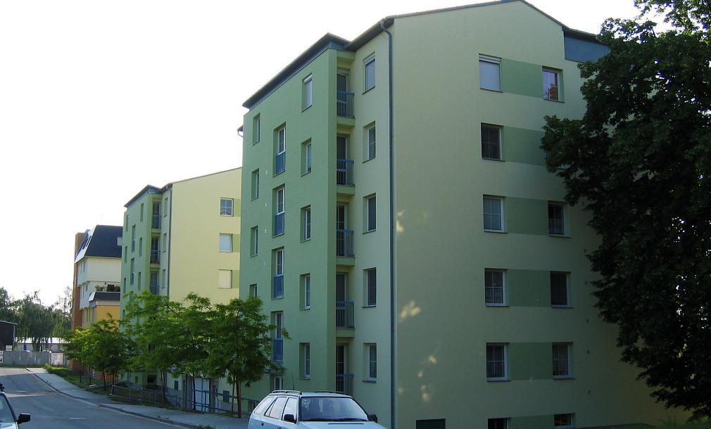 Bytové domy Mošnerova Olomouc 03