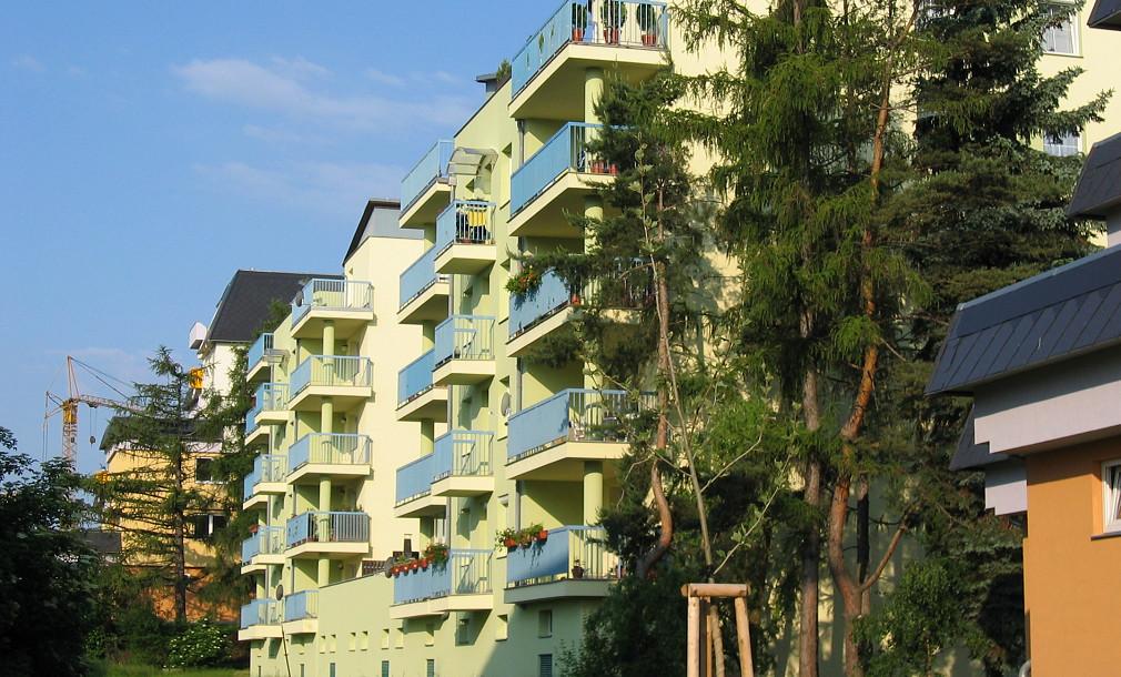 Bytové domy Mošnerova Olomouc 05