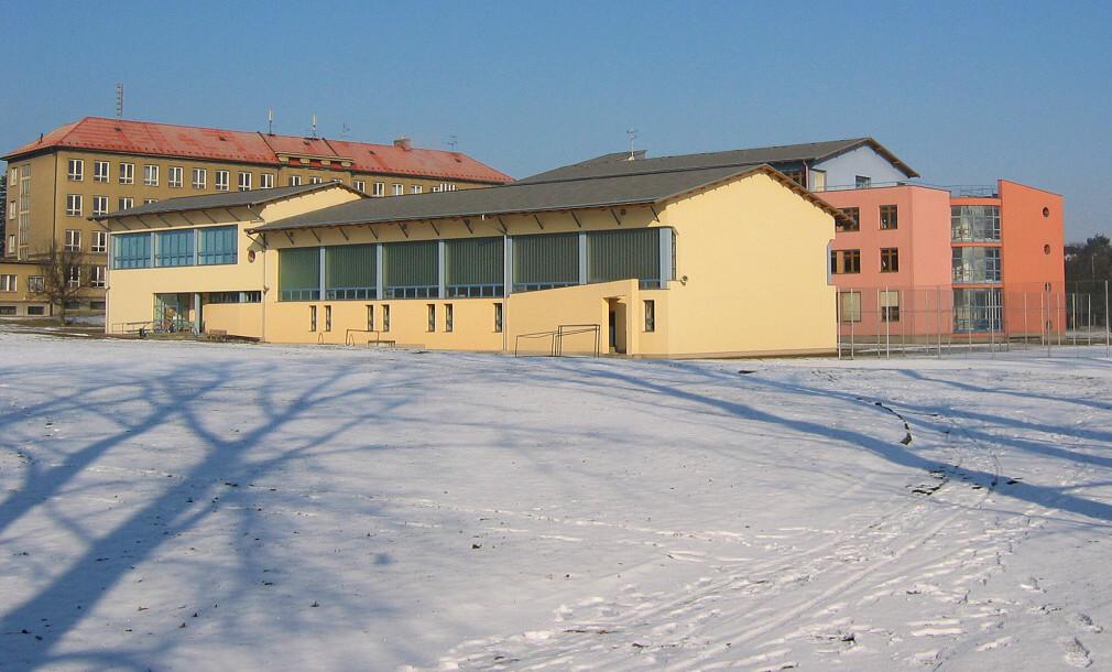 Gymnázium Olomouc - Hejčín 02