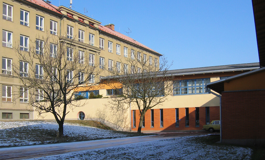 Gymnázium Olomouc - Hejčín 06