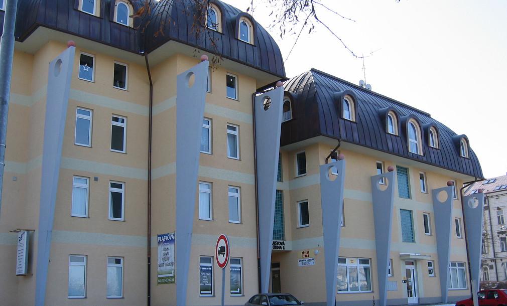 Ušatý dům Wellnerova Olomouc 03