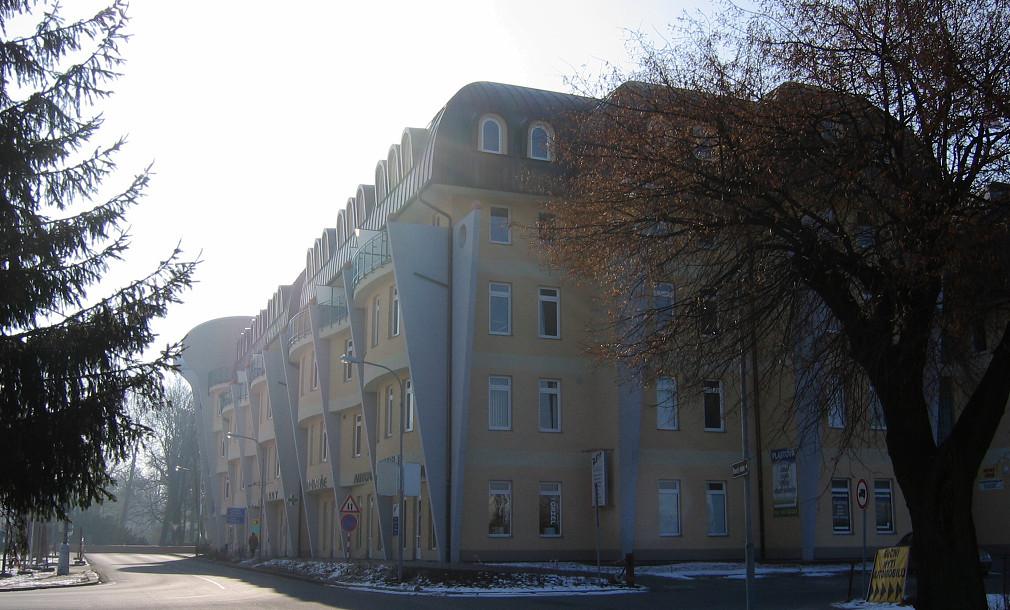 Ušatý dům Wellnerova Olomouc 04