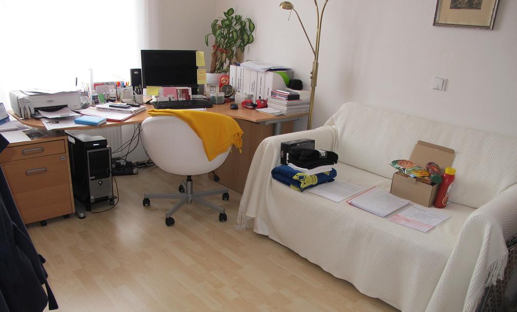 Homestaging - pokoj PŘED 01