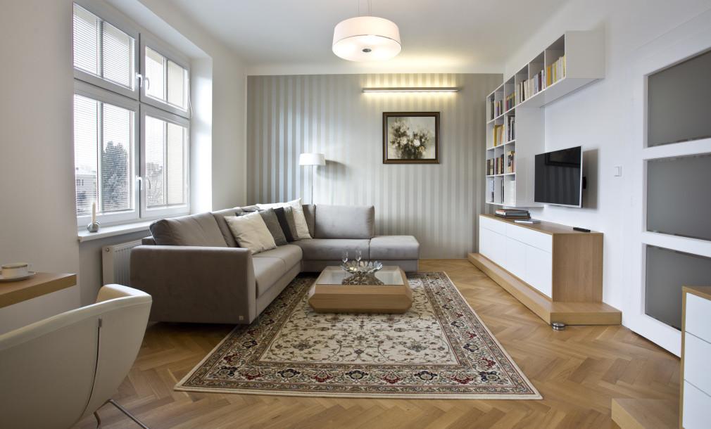 Atelier ZUZI - byt 4+kk Olomouc