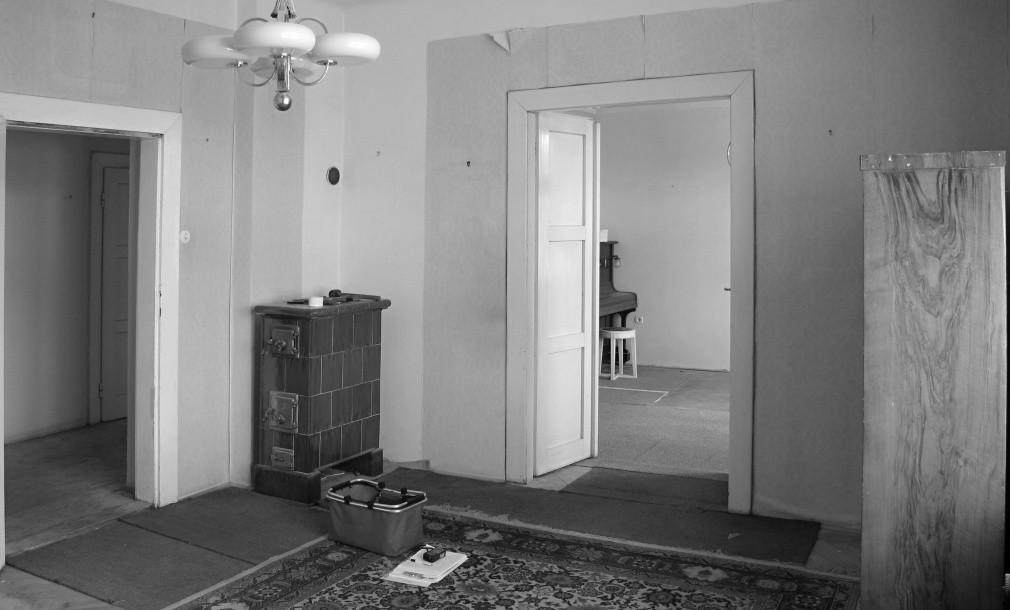 Atelier ZUZI - byt v Olomouci, původní stav