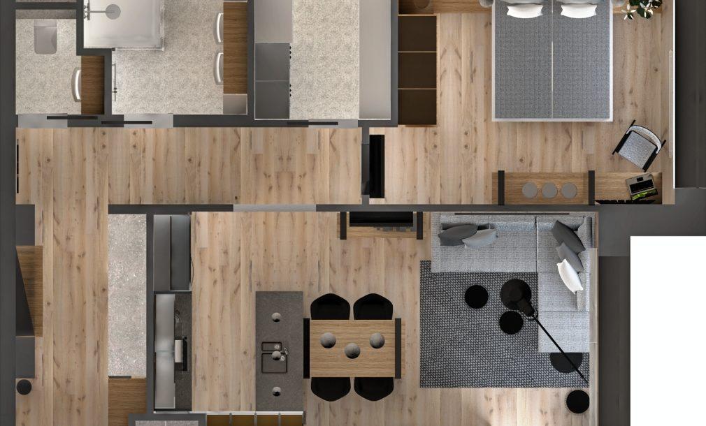 BYT pro LUCII (1), startovací bydlení