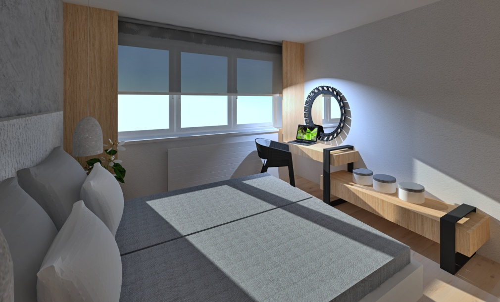 BYT pro LUCII (12), startovací bydlení