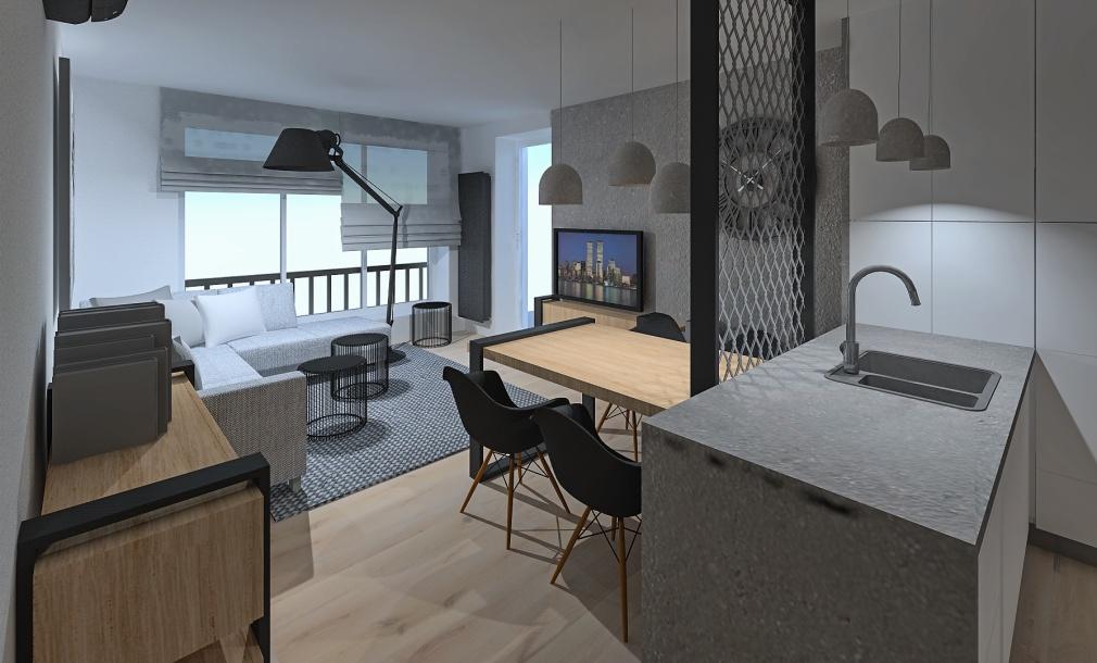 BYT pro LUCII (2), startovací bydlení