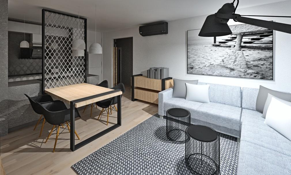 BYT pro LUCII (4), startovací bydlení