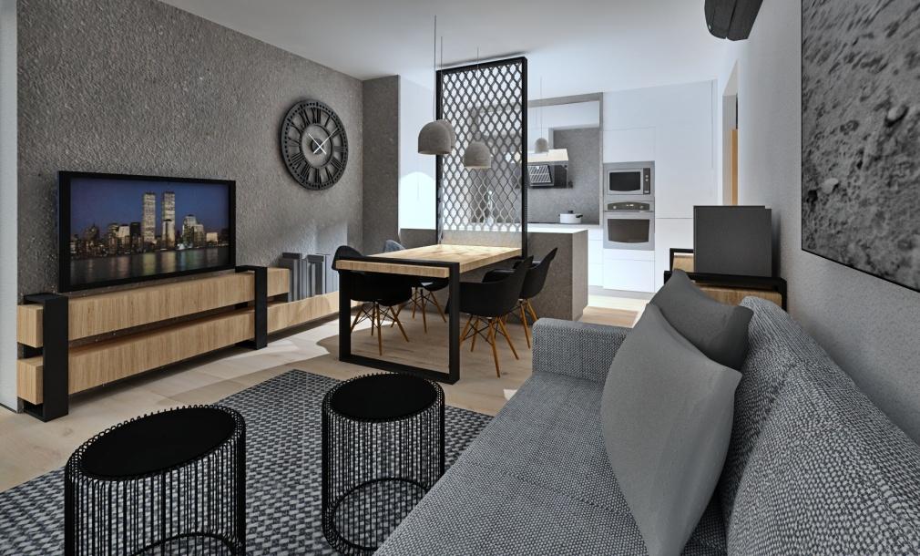 BYT pro LUCII (5), startovací bydlení